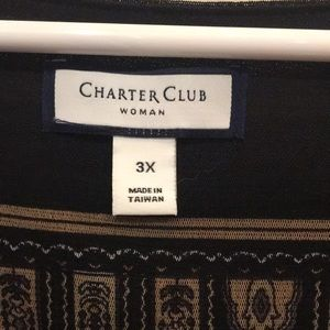Charter Club Tops - Top
